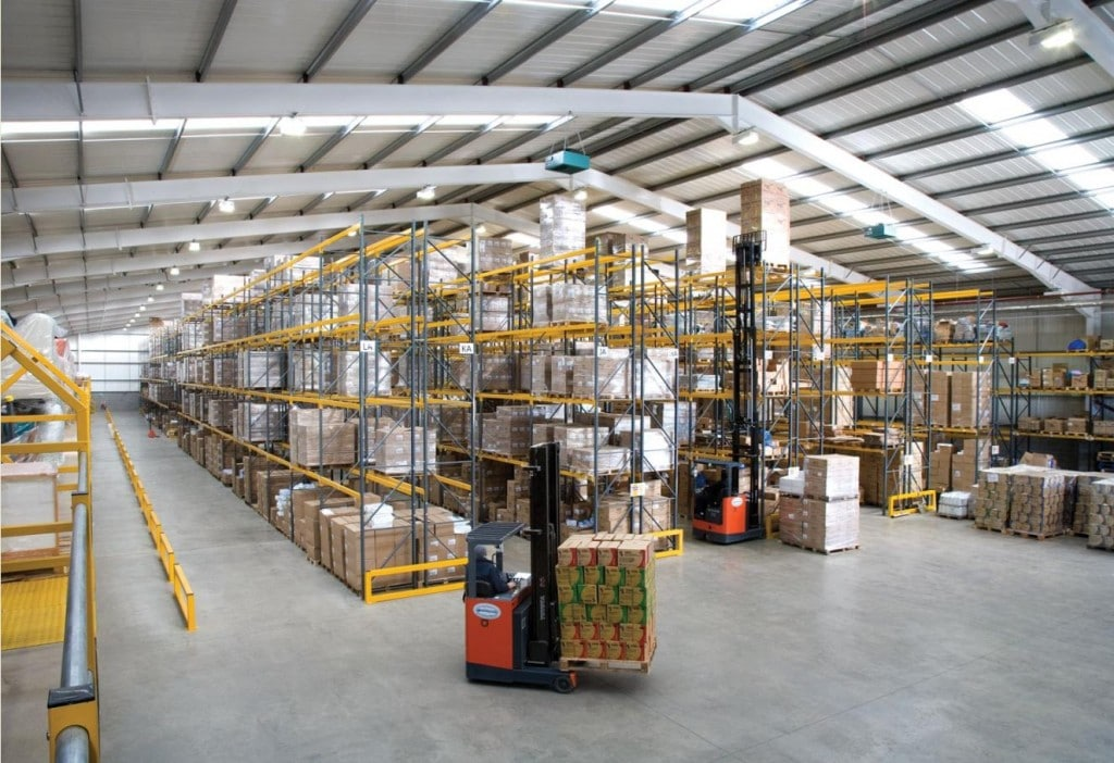 standard pallet racking systems
