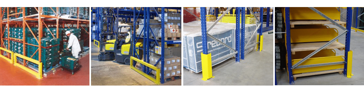 racking protection barriers examples