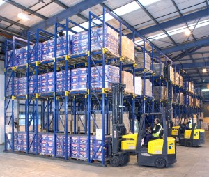 All Pallets Accessible