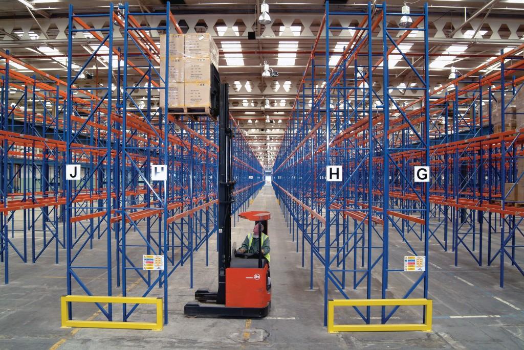 UK production plant
