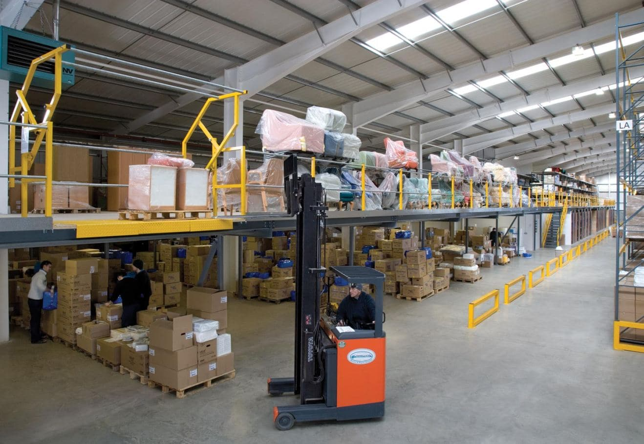 Countrywide Pallet Racking