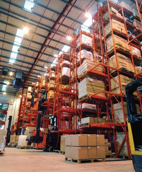 retail storage systems - Findel