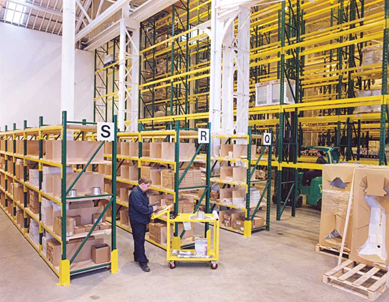 heavy duty racking rr779