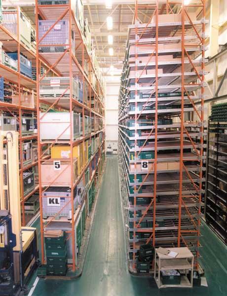 Industrial Racking