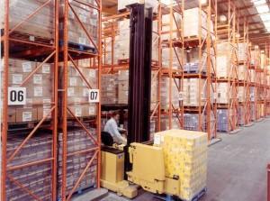 Cadburys Storage Solution