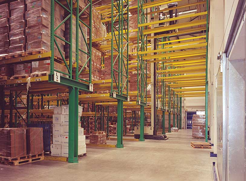 Exel MSAS Holland Racking