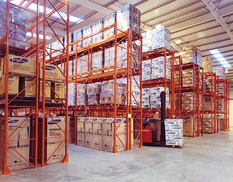 Furness Logistics Racking