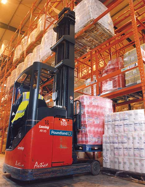 Redirack manufacture a range of Pallet Racking solutions in the UK