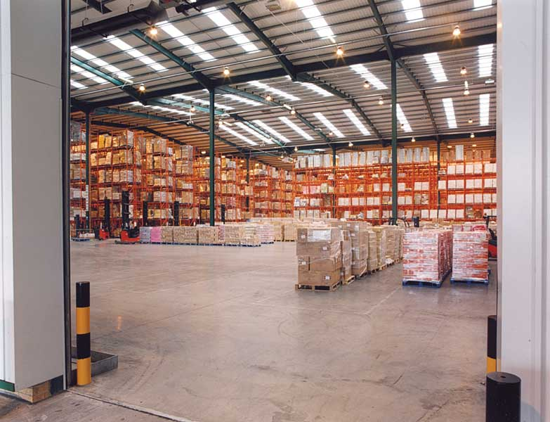 Poundland's Warehouse & Distribution Centre selects Redirack Wide Aisle Pallet Racking