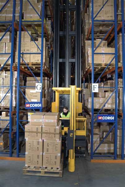 Specialist Forklift Trucks