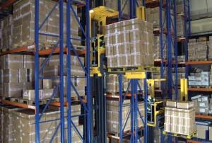 Specialist Forklift Trucks Pallet Racking