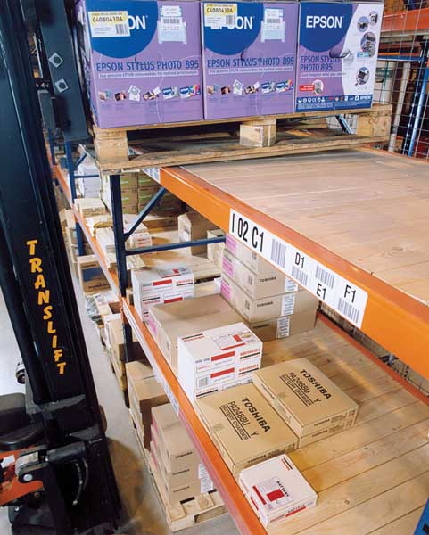 Redirack manufacture Pallet Racking Solutions in UK