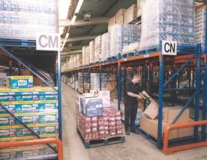 dcs europe warehouse racking