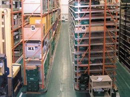 Automotive Logistics Industry Installations