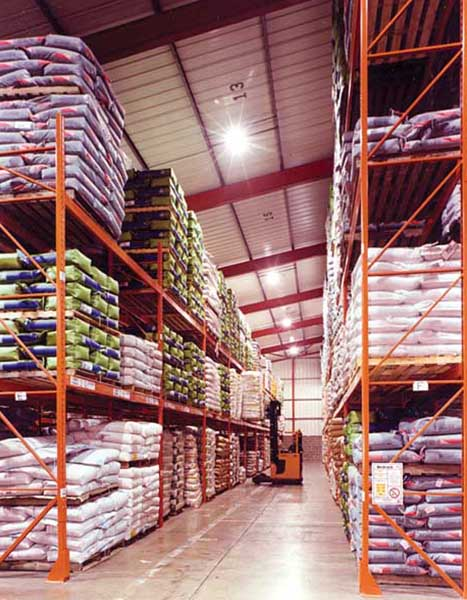 advanta seeds racking systems