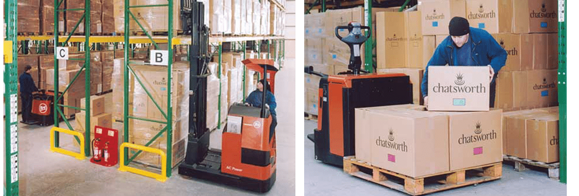 Redirack design, manufacture and install Pallet Racking solutions for the UK KBB Industry