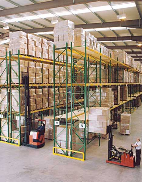chatsworth bathrooms pallet racking