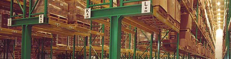 pallet racking manufacturers