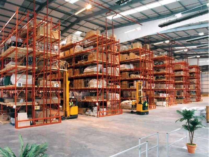 furniture racking industry solutions